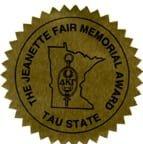 Jeanette Fair sticker