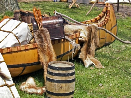 The fur trade in 17 'P' words
