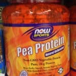 Pea protein IMG_1888
