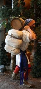 Grand Portage carrying