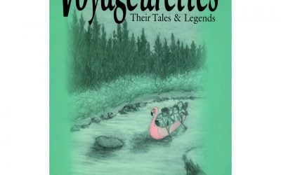 "Read ""The Voyageurettes"" for a giggle"