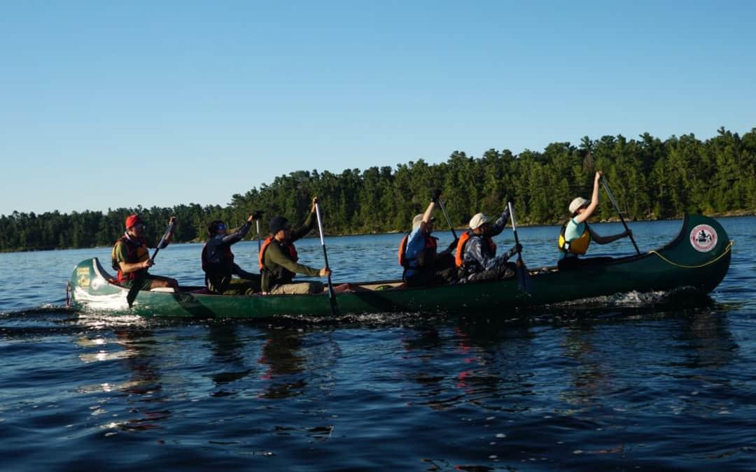 A Canadian Canoe Pilgrimage!