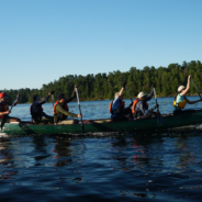 A Canadian Canoe Pilgrimage!
