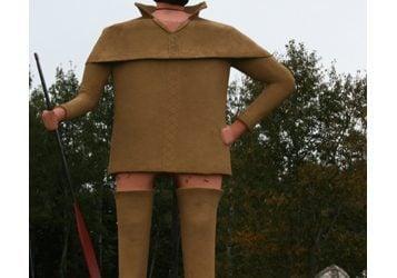 #4 voyageur statue: Pierre of Two Harbors