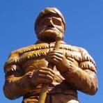 #6 voyageur statue: Cloquet