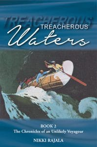 Treacherous Waters Book Cover