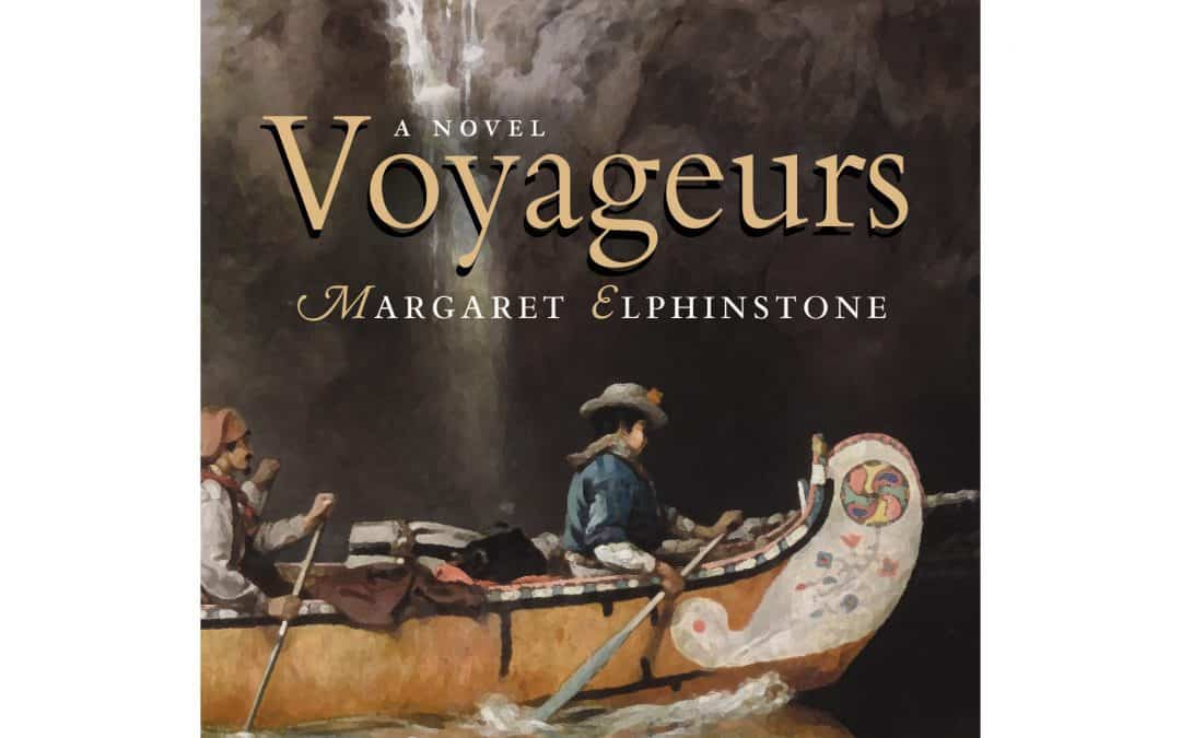 What happens when voyageurs met Quakers?