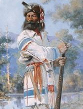 Toussaint Charbonneau — Sacagawea's French-Canadian fur trader-husband