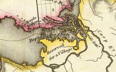 How does an 1831 map help me?