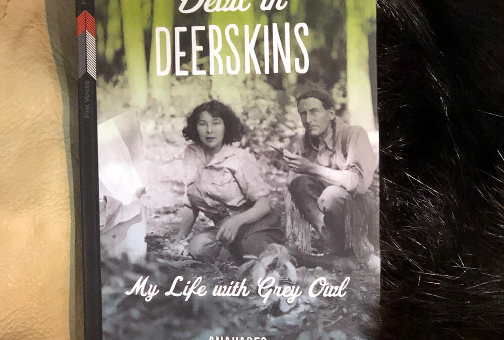 'Devil in Deerskins' — An early female conservation activist