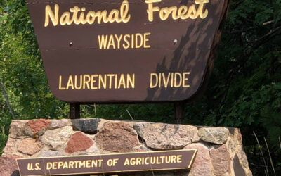Rediscovering the Continental Divide