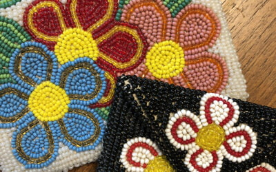 Beads: tiniest of the fur trade goods